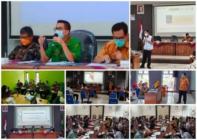 Sosialisasi Gratifikasi di Kabupaten Banjarnegara