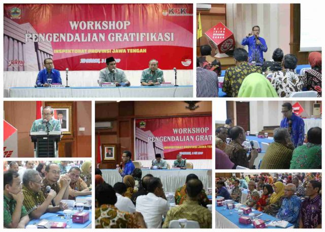 WORKSHOP PENGENDALIAN GRATIFIKASI